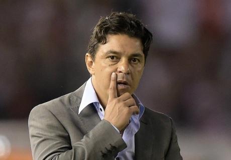 Gallardo se diferenció de Boca