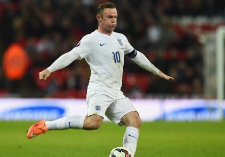 Amichevoli - Rooney trascina i 'Leoni'