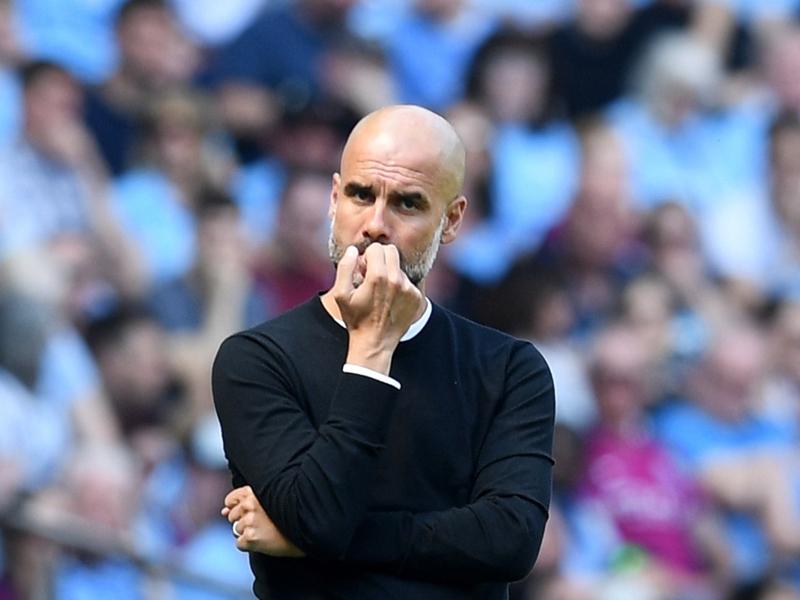 Manchester City, Pep Guardiola entraîneur de l'année en Premier League