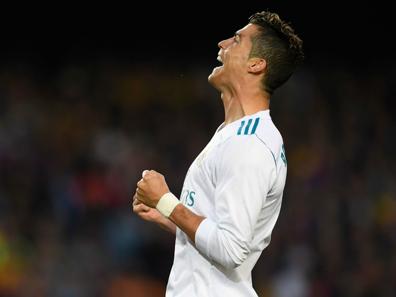 'It doesn't depend on me!' - Ronaldo says Real Madrid control his future