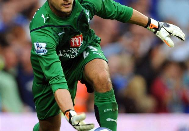 Tottenham goalkeeper Cudicini joins LA Galaxy on free transfer