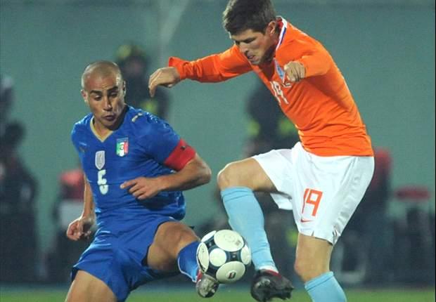 Klaas-Jan Huntelaar Desperate For Milan Stay