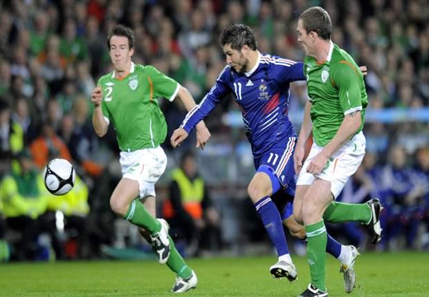 Spielbericht WM-Playoff: Irland – Frankreich