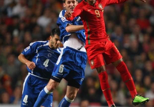 Treinador do Porto diz que precisava de Liedson