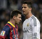 Past meetings between Messi & Ronaldo