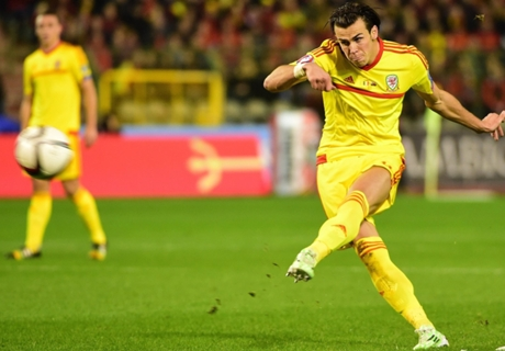 Bale trots op resultaat tegen België