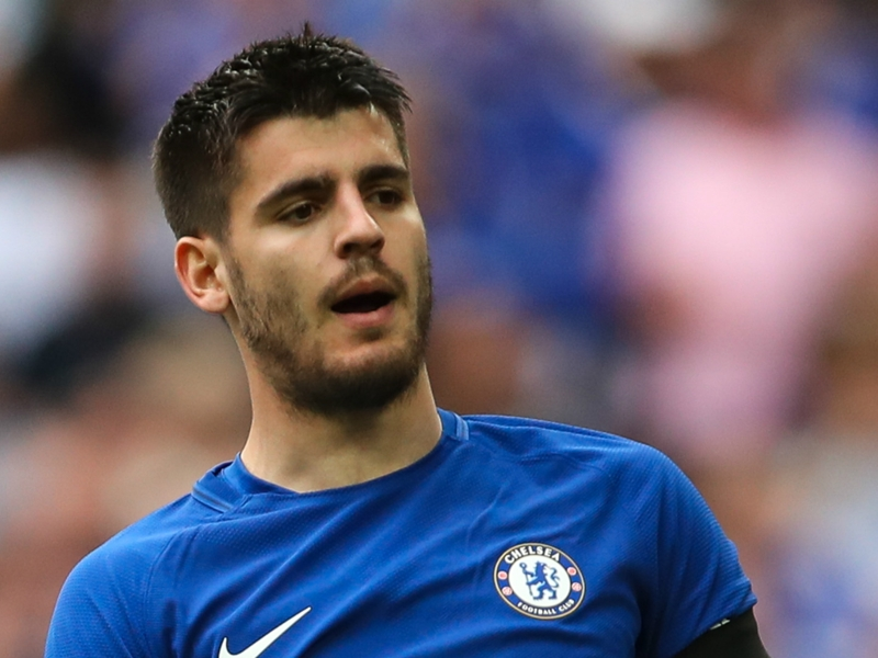'If you are at Real Madrid, you don't leave' - Morata paying for mistake, says Michel