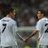 Cristiano Ronaldo and Angel Di Maria at Real Madrid