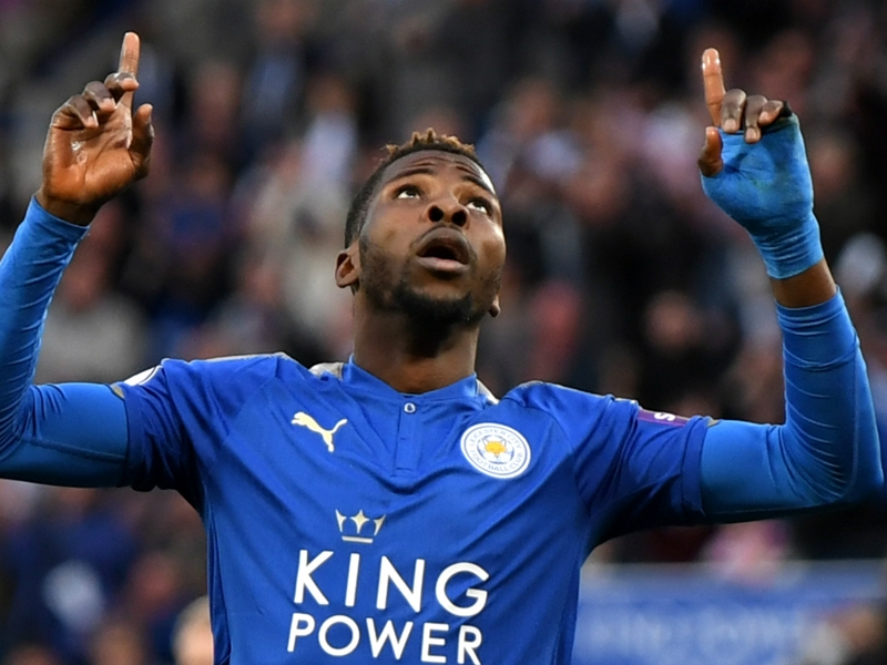 Leicester City's Kelechi Iheanacho reflects on Arsenal win