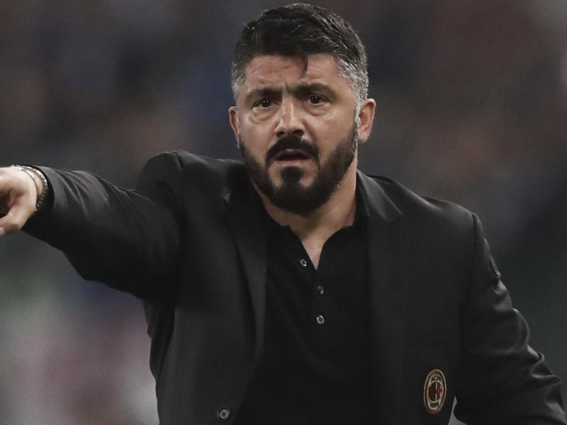 """Il Milan si arrende alla Juventus, Gattuso: """"Errori di gioventù"""""""