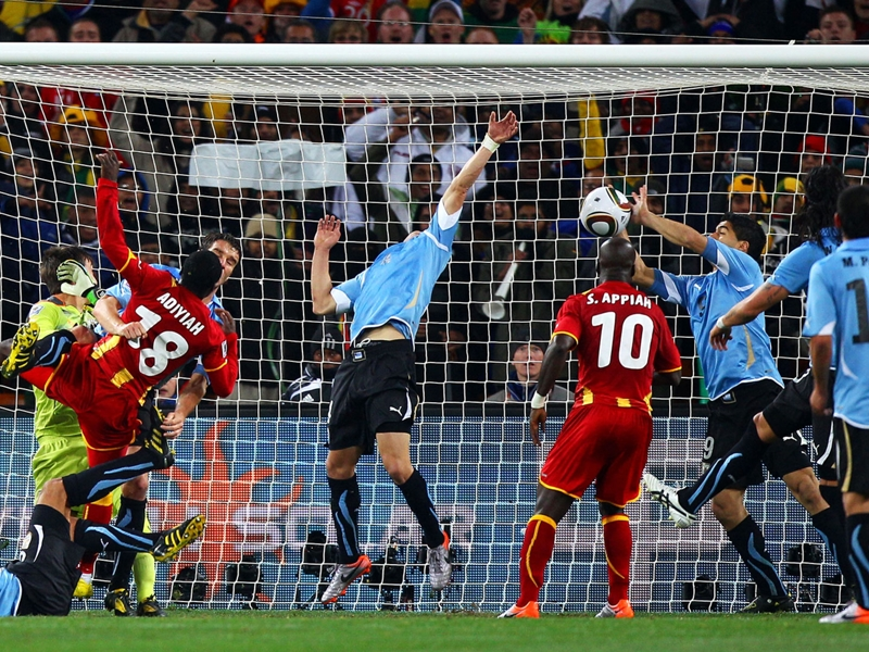 FIFA Rewind: Watch Uruguay versus Ghana from World Cup 2010 in full this Friday!