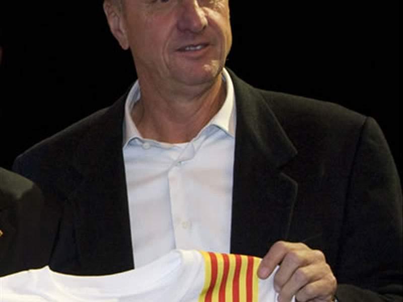 Johan Cruyff Jersey Barcelona Barcelona Legend Johan Cruyff