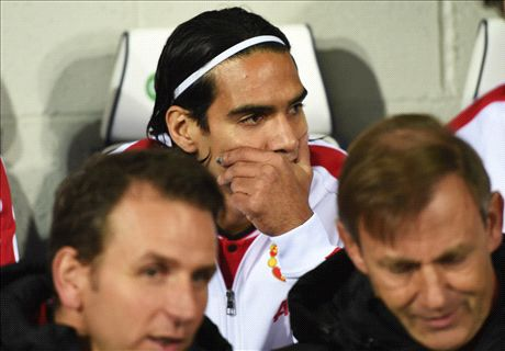 Saha urges Falcao injury patience