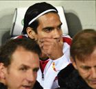 Falcao sidelined by 'new injury'