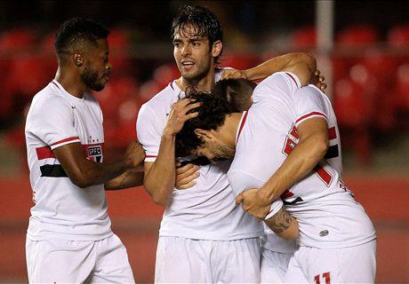 VIDEO: Lima Gol Spesial Dari Brasil