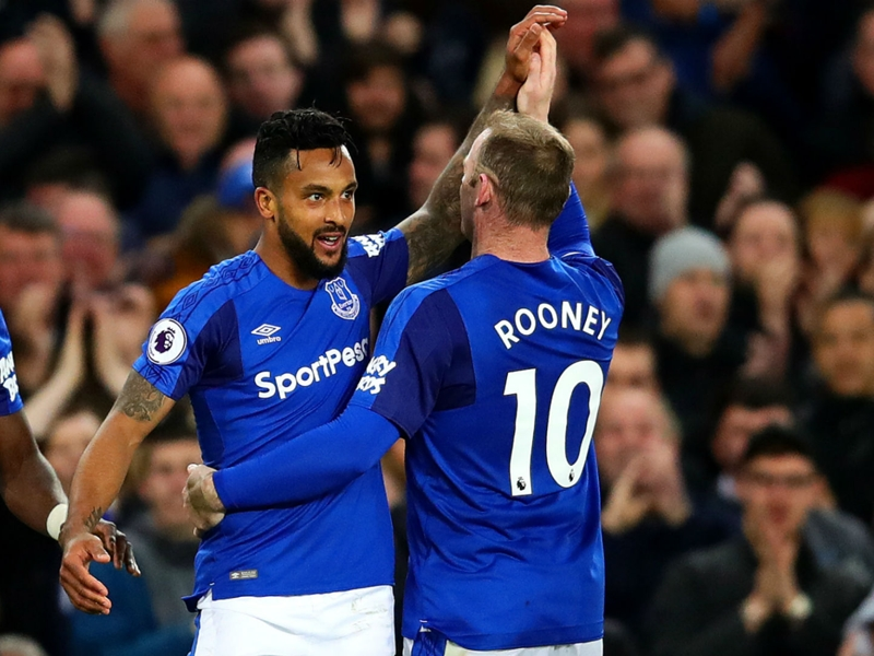 Walcott hoping to see Rooney snub DC United interest