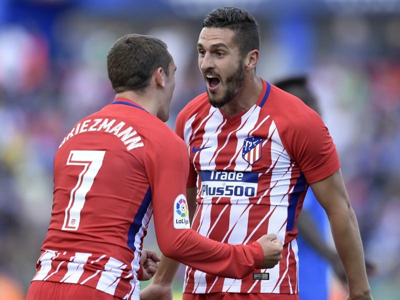 """Atletico Madrid, Koke : """"Antoine Griezmann sait ce qu'il veut et il le dira avant la Coupe du monde"""""""