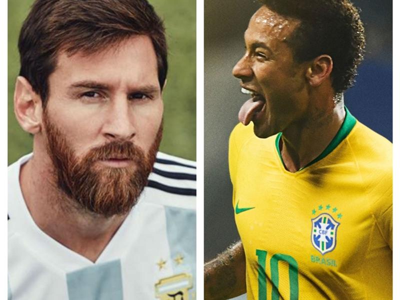"""Pour Messi, un transfert de Neymar au Real Madrid serait """"terrible"""" !"""