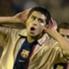 18.- RIQUELME | La gran estrella argentina terminó pronto con la paciencia del Camp Nou, que nunca entendió su exquisita forma de jugar.