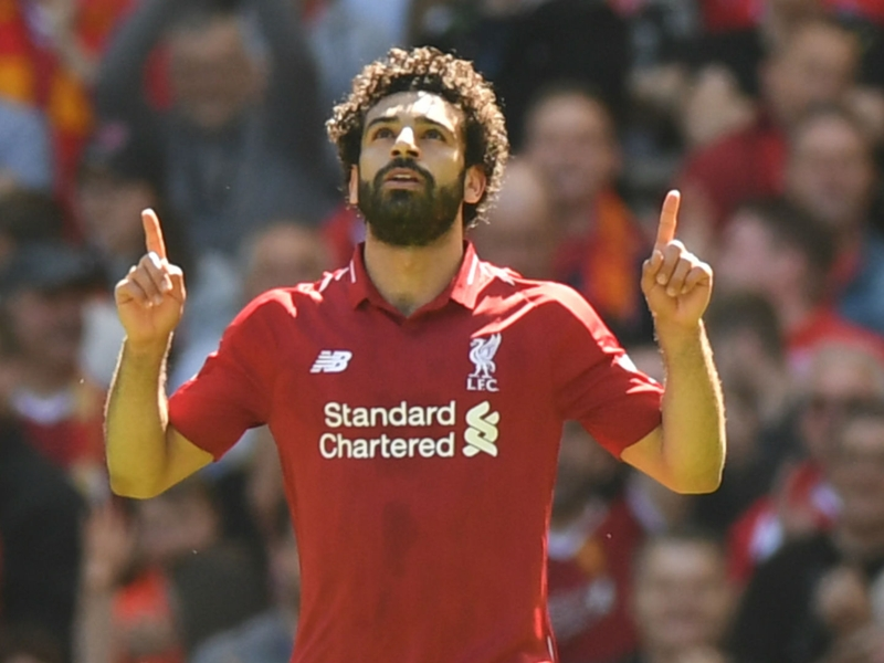 Liverpool v Paris Saint-Germain Betting Special: Get 10/1 on Salah to score anytime