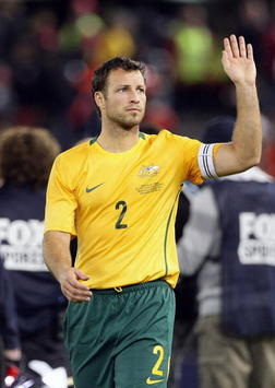 Lucas Neill, Australia (Getty Images)