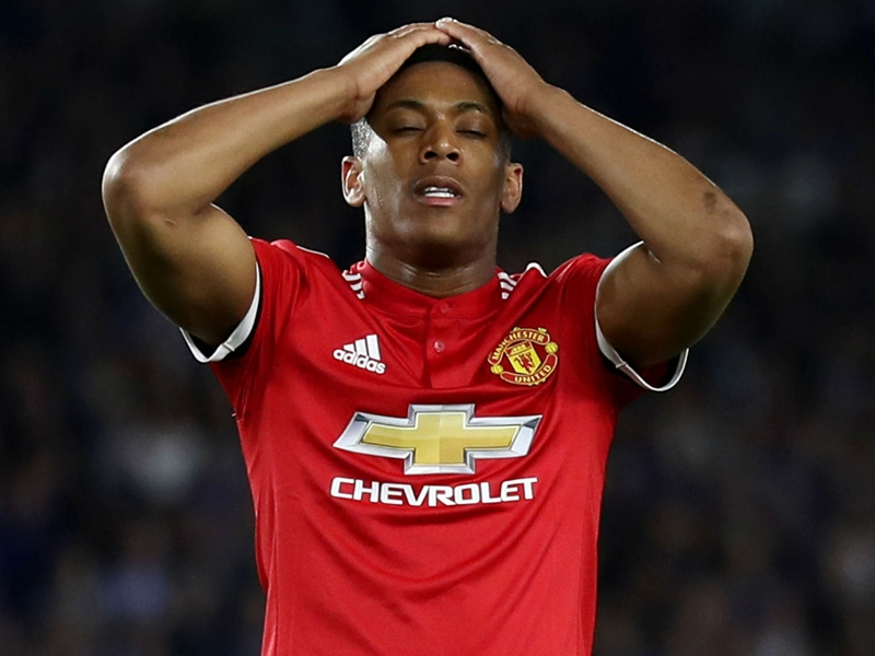 Martial has Man Utd quality but must earn his place, says Saha