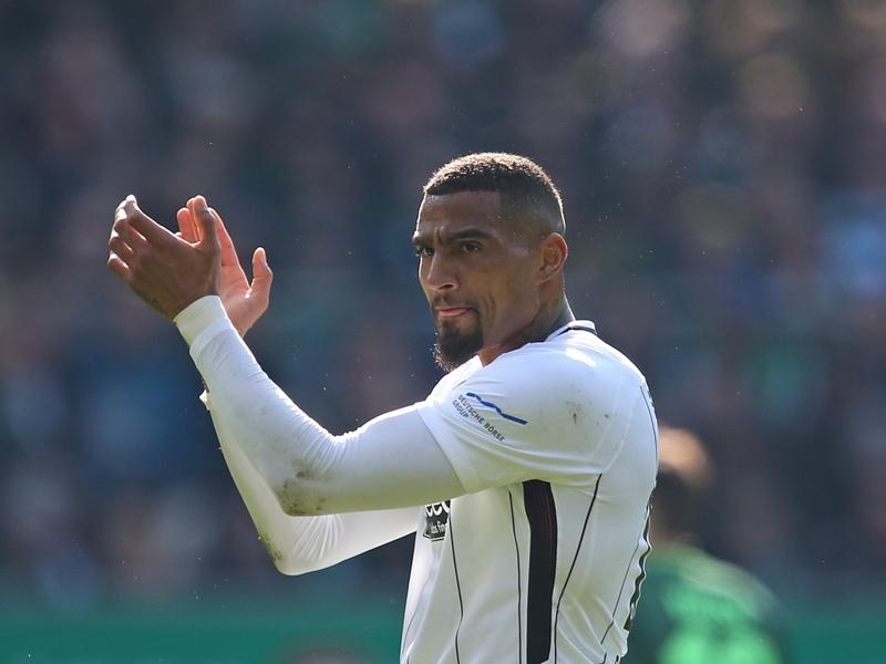 Eintracht Frankfurt's Boateng calls for support ahead of German Cup final vs. Bayern Munich