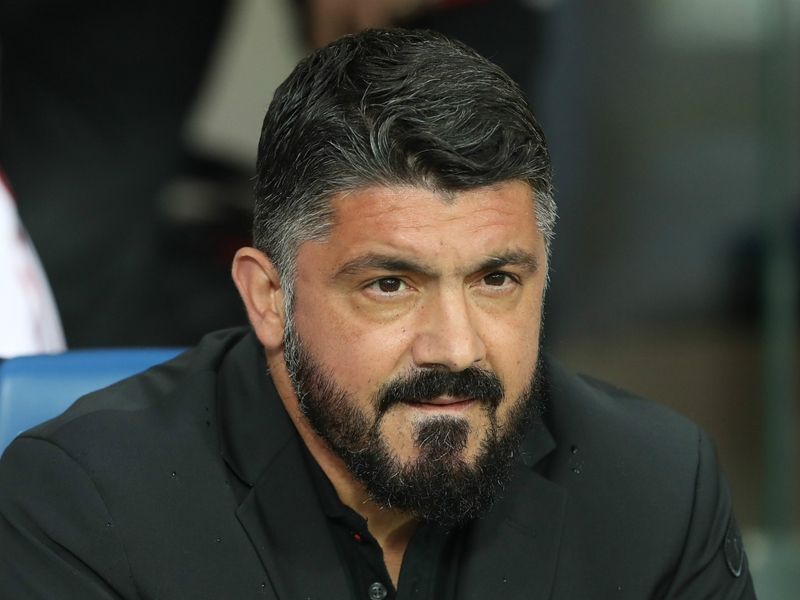 """Il Milan chiude in bellezza, Gattuso: """"Grazie ai miei ragazzi"""""""