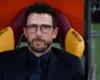 Roma, Eusebio Di Francesco'nun sözleşmesini uzattı