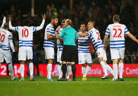 QPR fined by FA