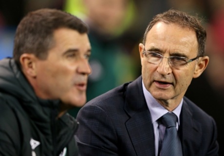 O'Neill responds to Keane comments