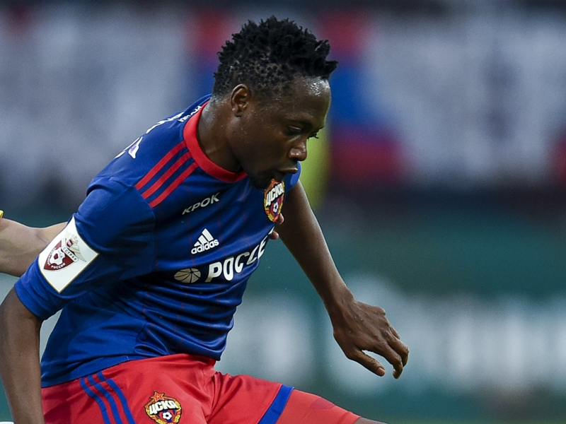 CSKA Moscow eye permanent move for Leicester City's Ahmed Musa