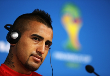 Vidal: Chile needs to win Copa America