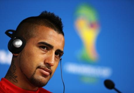 Vidal: Chile needs to win Copa America