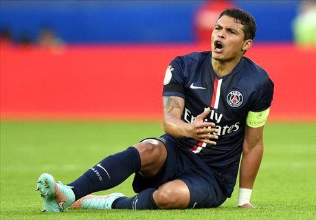 Thiago Silva is not a real captain