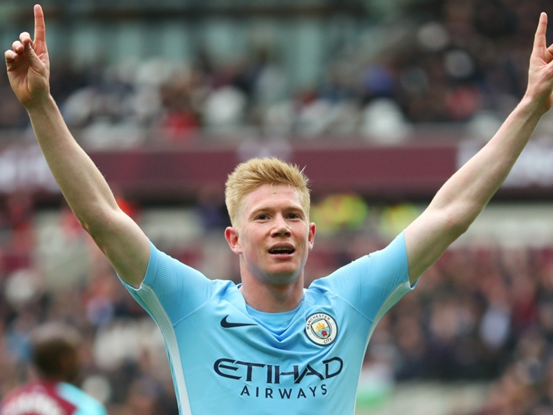 De Bruyne doubts Manchester City points record will ever be beaten
