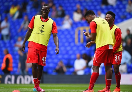 Sturridge or bust for Balo-snubbing LFC