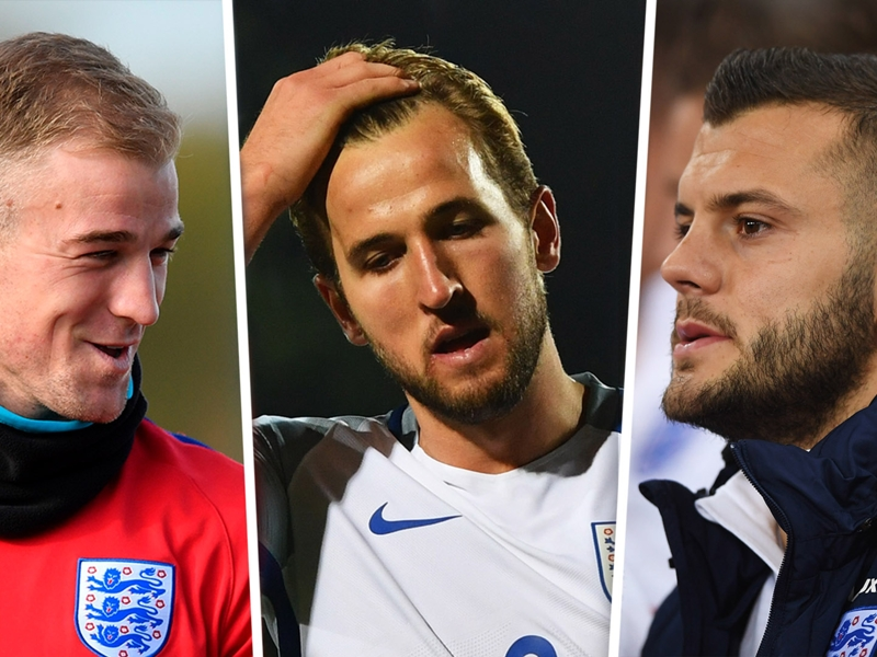 England's 2018 World Cup squad: Who made Southgate's 23-man squad?