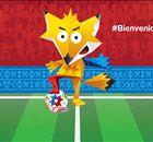 COPA AMÉRICA: Mascota oficial del torneo