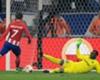 Atletico Madrid's Antoine Griezmann.