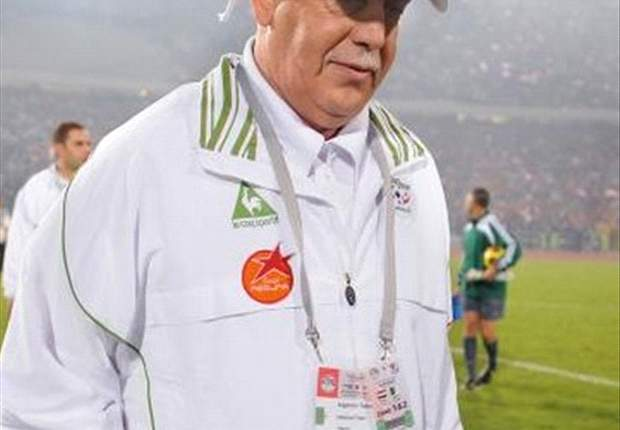 African Nations Cup: Algeria Coach Rabah Saadane Not Surprised With Semi-Final Spot