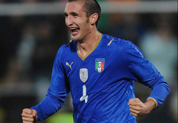 World Cup 2010: Italy Coach Marcello Lippi Is Full Of Motivation - Giorgio Chiellini