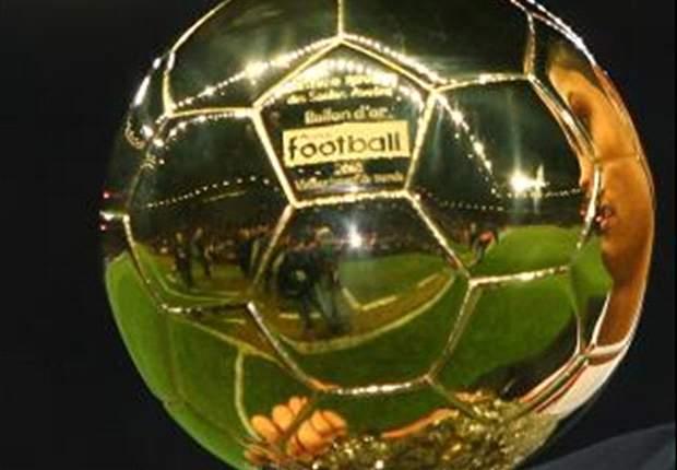 Lionel Messi, Cristiano Ronaldo & Xavi - presenting the three candidates for the 2011 Fifa Ballon d'Or