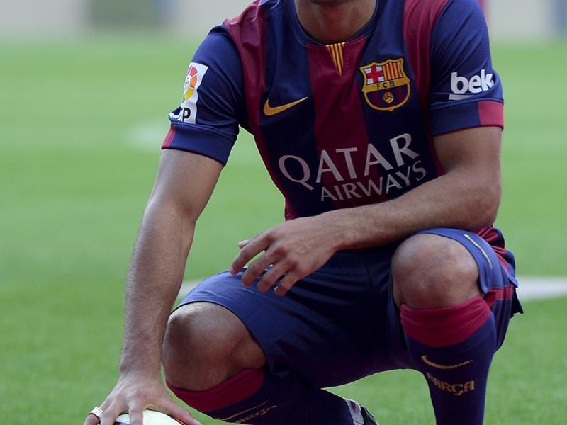 Barça : Luis Enrique défend Douglas
