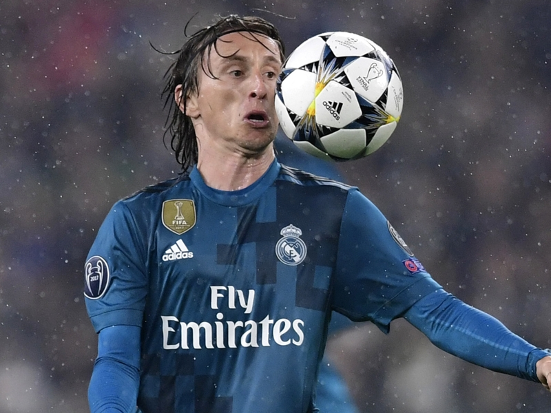 "Real Madrid : Luka Modric estime que Liverpool ""mérite"" sa finale"