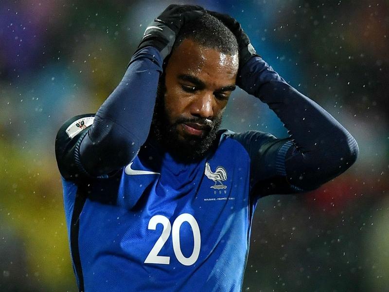 Lacazette & Martial left out of France World Cup squad