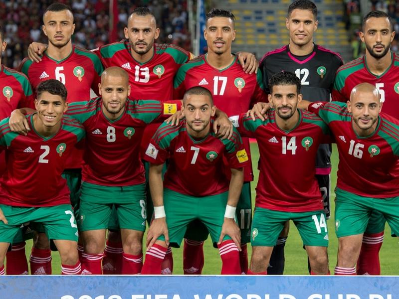 شاهد – الإعلان عن قميص المنتخب المغربي في المونديال