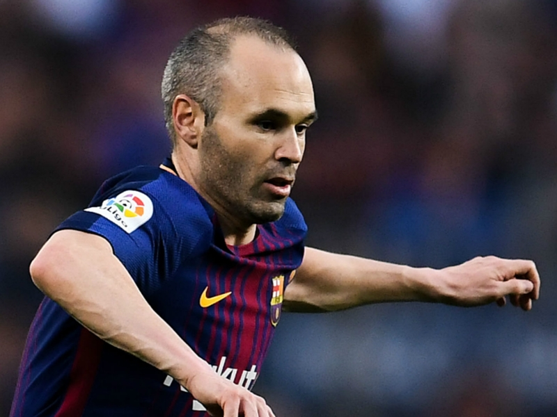 'Players like him are unique' - Xavi pays tribute former midfielder partner Iniesta