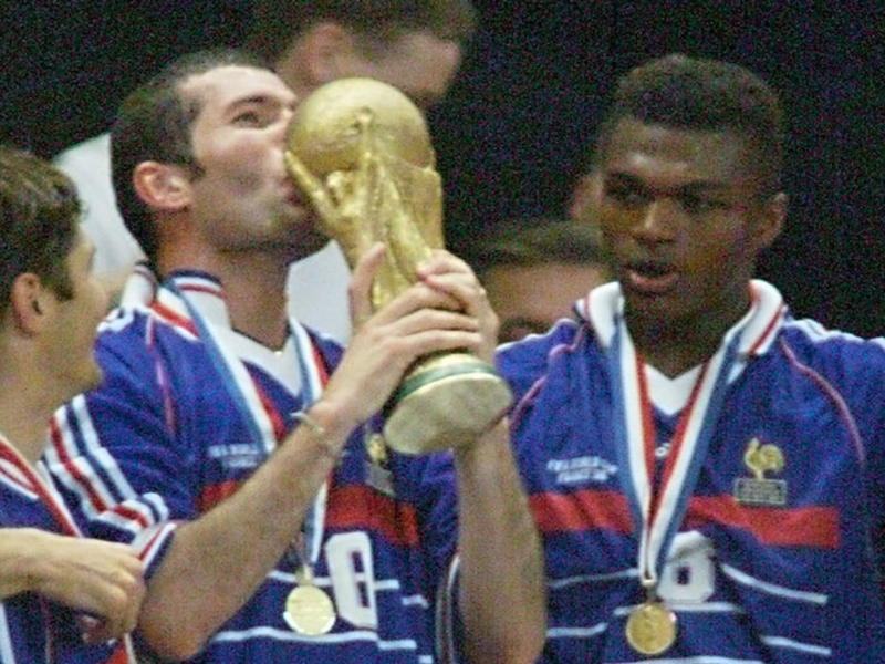 Platini claims World Cup 1998 draw was rigged, with 'a little trickery' delivering France-Brazil final