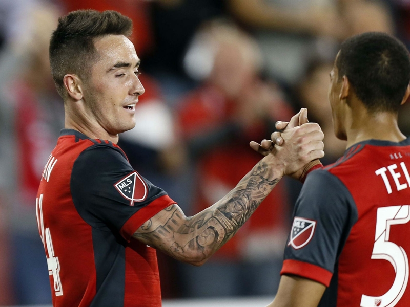Telfer's first MLS goal earns Toronto FC a much-needed win